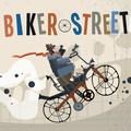 Biker Street Html5 Games