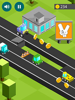 Image Block Racer